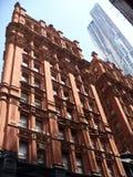 El edificio del alfarero en Nueva York imagenes de archivo