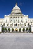 El edificio del capitol en Washington imagen de archivo