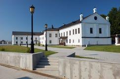 El edificio del consistorio espiritual Tobolsk Kremlin Tobolsk Rusia imágenes de archivo libres de regalías