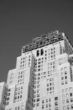 El edificio del neoyorquino Imagen de archivo