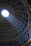 El edificio del panteón en la ciudad Italia de Roma Fotos de archivo