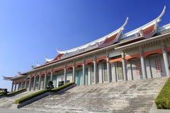 El edificio del pasillo conmemorativo del jiageng de Chen Fotografía de archivo libre de regalías