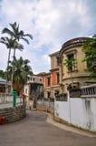 El edificio en la isla de Gulangyu Imagen de archivo