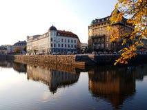 El edificio euro imagen de archivo
