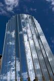 El edificio invisible Imagenes de archivo