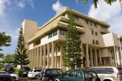 El edificio ministerial de San Vicente y las Granadinas Fotografía de archivo libre de regalías