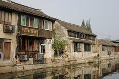 El edificio tradicional Fotografía de archivo libre de regalías