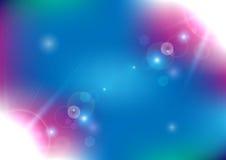 El ejemplo abstracto del vector de la suavidad coloreó el fondo abstracto stock de ilustración