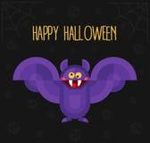 El ejemplo de Halloween Imagen de archivo libre de regalías