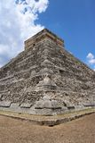 El EL Castillo, Chichen Itza Fotos de archivo