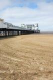 El embarcadero magnífico, Weston Super Mare Imagen de archivo libre de regalías