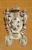 El embleme de la familia de Medici Imagen de archivo libre de regalías