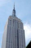 El Empire State Imagenes de archivo