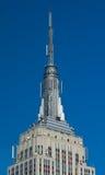 El Empire State Fotos de archivo libres de regalías