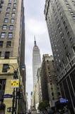 El Empire State Building, Imagen de archivo