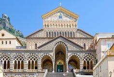 El encanto de la península de Sorrentina Fotografía de archivo libre de regalías