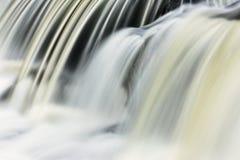 El enlace cae cascada fotografía de archivo libre de regalías