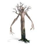 El Ent - encargado del bosque stock de ilustración