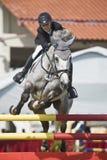 El Equestrian primero de Cup 2010 Fotos de archivo libres de regalías