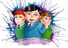 El equipo libre illustration