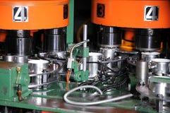 El equipo industrial. Fotografía de archivo libre de regalías