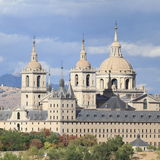 el escorial Royaltyfri Bild