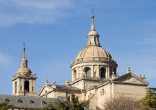 El Escorial Royalty Free Stock Photo