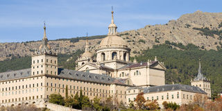 El Escorial Royalty Free Stock Photos