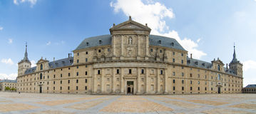 El Escorial Royaltyfria Bilder