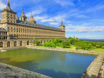 EL Escorial (2) Stockbilder