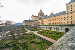 El Escorial Stock Images