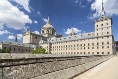 EL Escorial, Madri, Espanha imagem de stock royalty free
