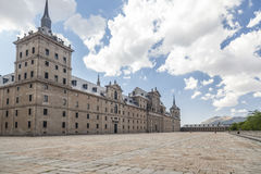 EL Escorial, Madri, Espanha imagem de stock
