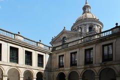 El escorial, madrid, the dome Stock Photo