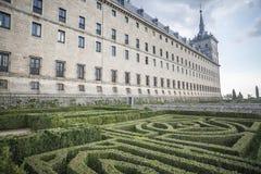 EL Escorial, Madrid, España imagenes de archivo
