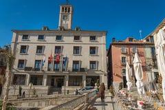 EL Escorial, Madrid, Espagne Photo stock