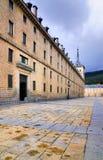 El Escorial, Madrid, Spain royalty free stock photo