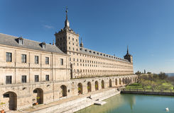 El Escorial, Madrid,Spain Royalty Free Stock Photography