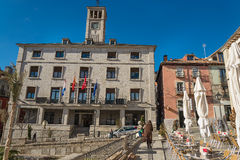 El Escorial, Madrid, Spanien Arkivfoto
