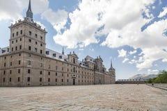 El Escorial, Madrid, Spanien fotografering för bildbyråer