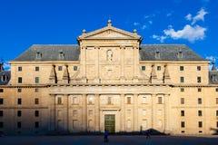 El Escorial Monastery, Madrid Stock Photos