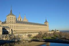 El Escorial Monastery Stock Photography