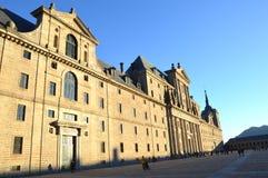 El Escorial Monastery Royalty Free Stock Image