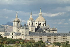el Escorial Spain Obraz Royalty Free