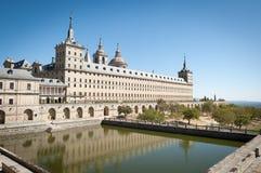 EL Escsorial, Spanien Stockfotos