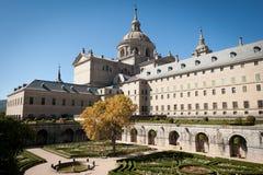 EL Escsorial, Spanien Lizenzfreies Stockbild