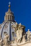 El escudo de papal fotografía de archivo libre de regalías