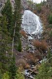 El espectro baja en Yellowstone Imagen de archivo libre de regalías