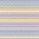 El espectro colorido moderno del extracto rayó la textura de Dots Texture Style Fabric Background libre illustration