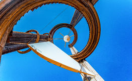 El espiral divino Imagen de archivo libre de regalías